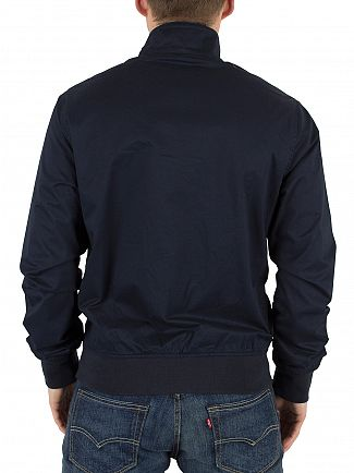 Original Penguin Dark Sapphire P55 Harrington Bomber Jacket