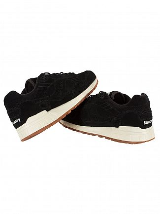 Saucony Black Shadow 5000 Trainers