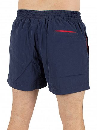 Fila Vintage Peacoat Artoni Water Logo Swim Shorts