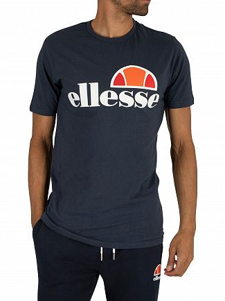 Ellesse Dress Blues Prado Graphic T-Shirt