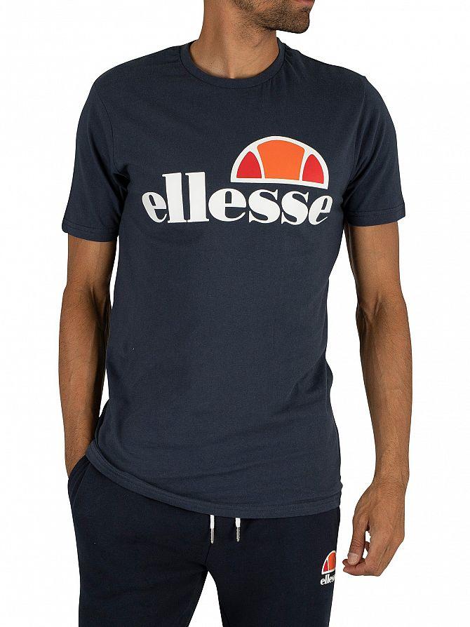 Ellesse Dress Blues Prado Graphic T-Shirt