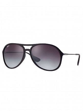 Ray-Ban Black Alex Sunglasses