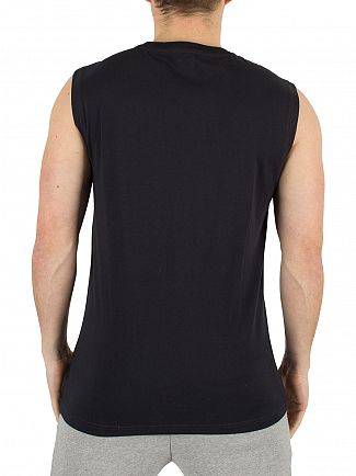 Emporio Armani Night Blue EA7 Graphic Vest