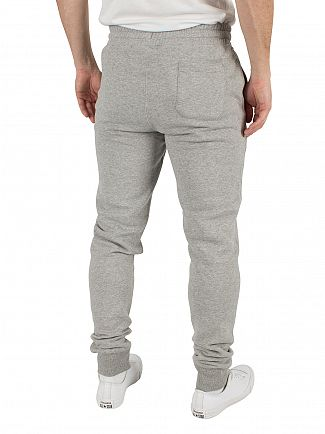 Fila Vintage Heather Grey Visconti Logo Marled Joggers
