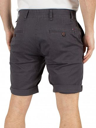 Hilfiger Denim Ebony Freddy Straight Chino Shorts