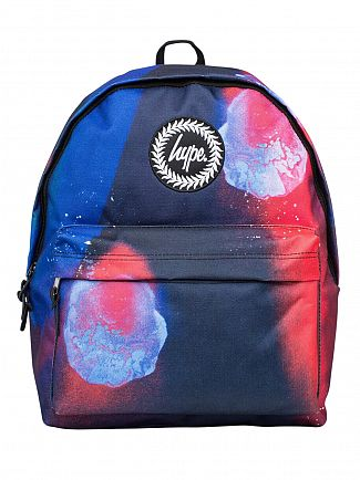 Hype Multi Meteor Logo Backpack