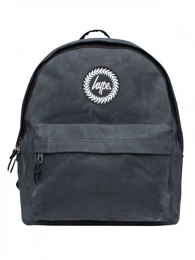 Hype Charcoal Reflective Backpack