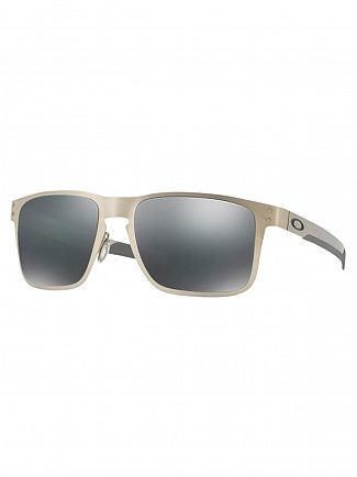 Oakley Stone Charm/Black Iridium Holbrook Metal Sunglasses