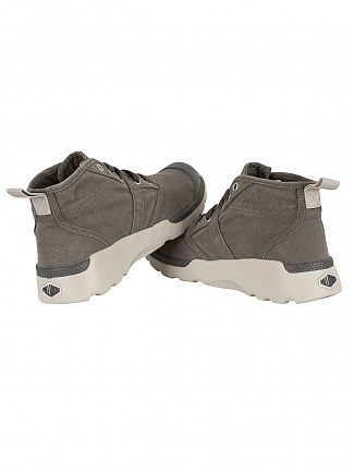 Palladium Pavement/Windchime Pallaville Hi Boots