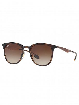 Ray-Ban Brown RB4278 Tortoise Sunglasses