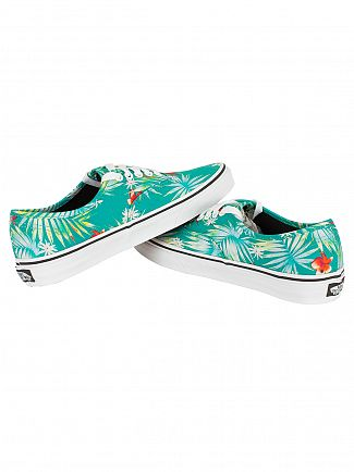 Vans Baltic/True Authentic Decay Palms Trainers
